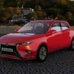 Mitsubishi Concept MRG by Gabor Farkas