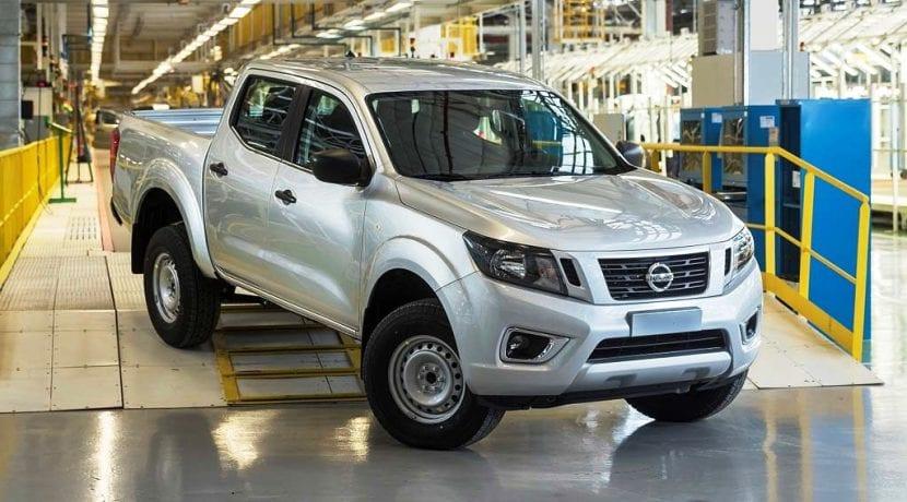 Nissan Frontier Argentina