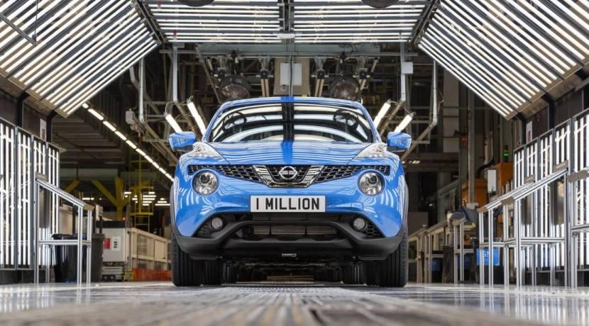 Nissan Juke 1 Millón