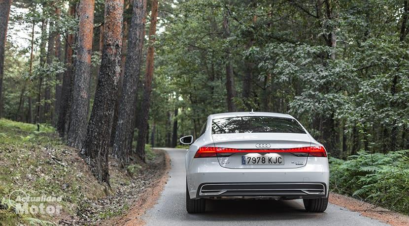 Prueba Audi A7