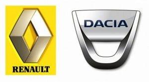 Renault - Dacia logo