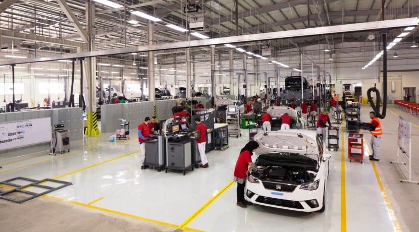 Seat León Arona factoría Argelia