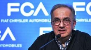 Sergio Marchionne Grupo FCA