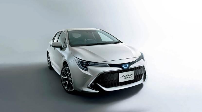 Toyota Corolla Sport Japón
