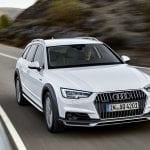 Audi A4 allroad quattro dinámica delantera