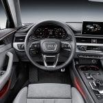 Audi A4 allroad quattro puesto conducción