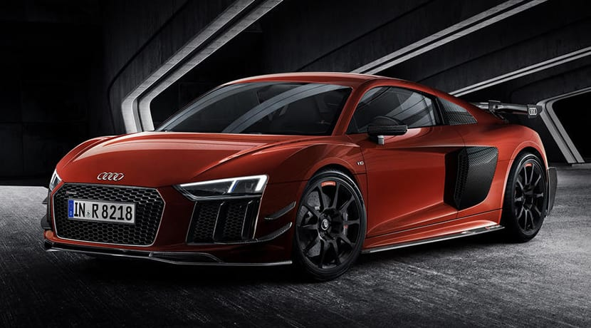 Audi R8 por Audi Sport Performance Parts