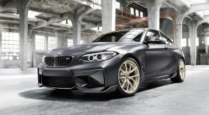 BMW M2 M Performance Parts Concept perfil delantero