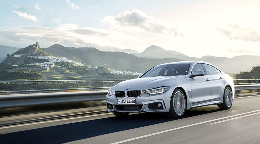 BMW Serie 4 Gran Coupé 440i