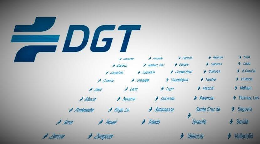 Lista de radares de la DGT Fijos y Móviles