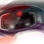 Digital Cockpit Seat Arona y Seat Ibiza