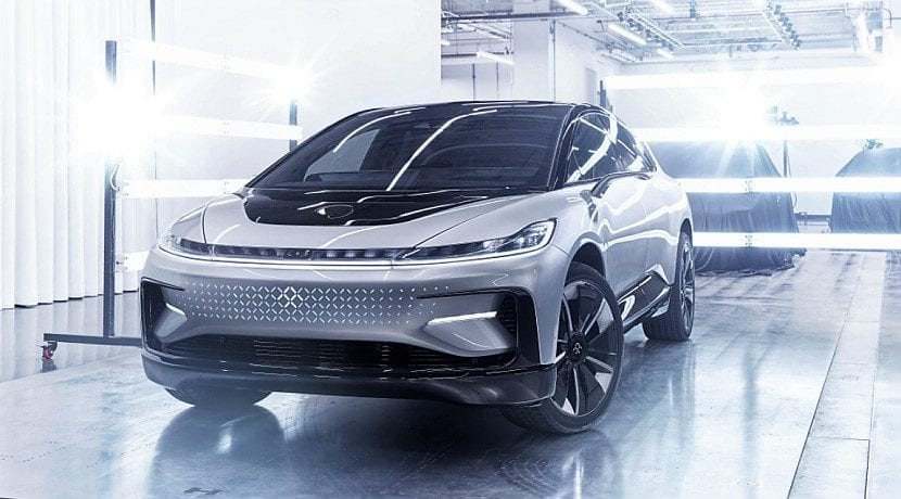 El FF 91 comenzará a fabricarse en diciembre de 2018
