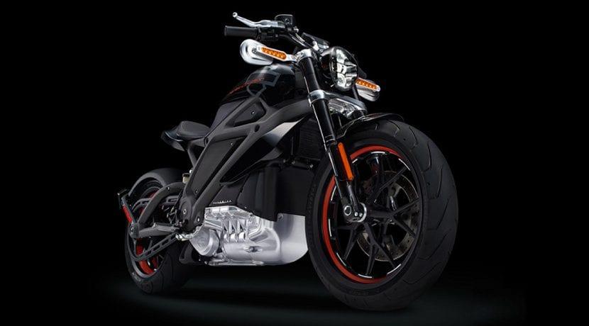 Motos eléctricas de Harley Davidson