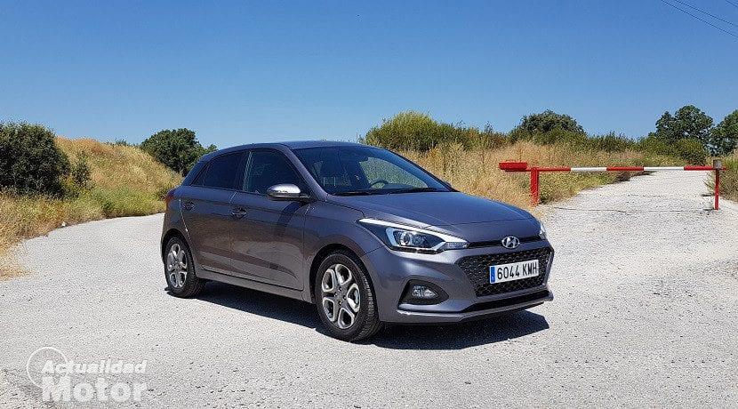 Comportamiento del Hyundai i20 2018