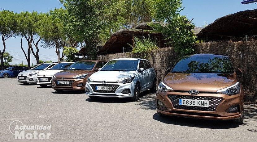 Precios del Hyundai i20 2018