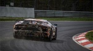 El Lamborghini Aventador SVJ es el coche de serie más rápido en Nürburgring
