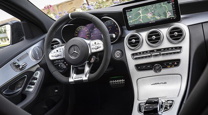 interior Mercedes-AMG C 63