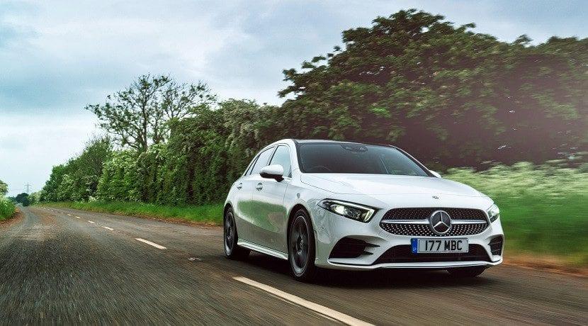Dos nuevos motores para el Mercedes Clase A