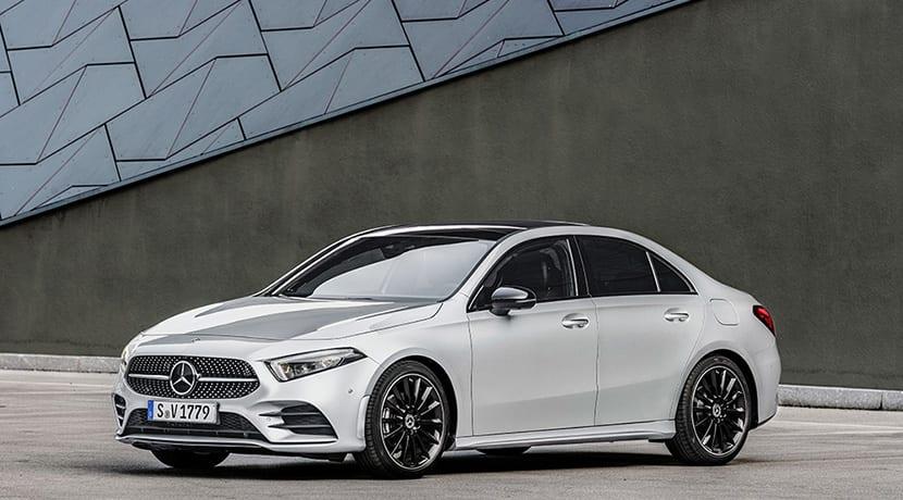 Mercedes Clase A Sedán Ficha Técnica Equipamientos Prueba Y Precios