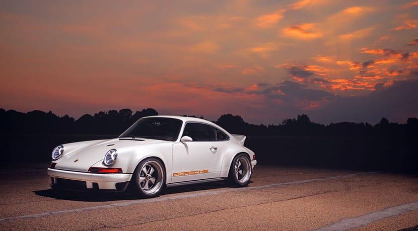 Porsche 911 964 preparado por Singer y Williams con 507 CV