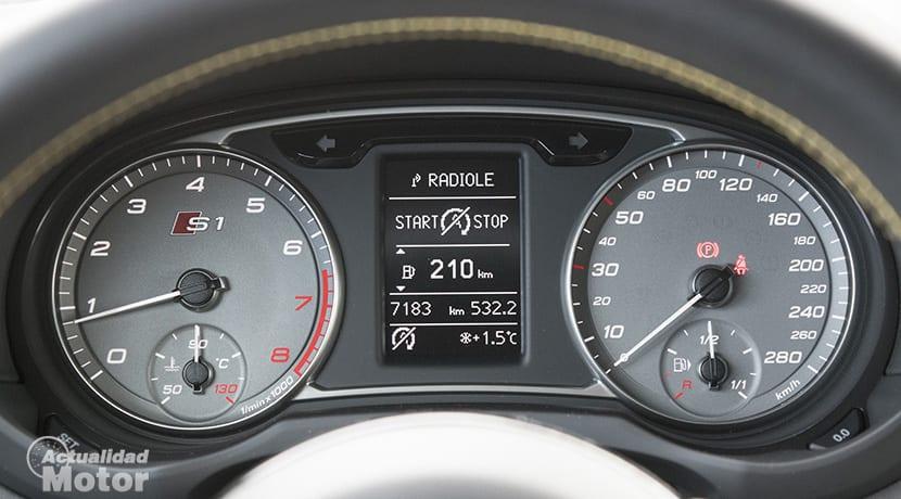 Cuadro de instrumentos Audi S1