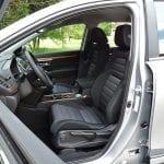 Prueba Honda CR-V plazas delanteras