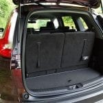 Prueba Honda CR-V maletero 7 plazas