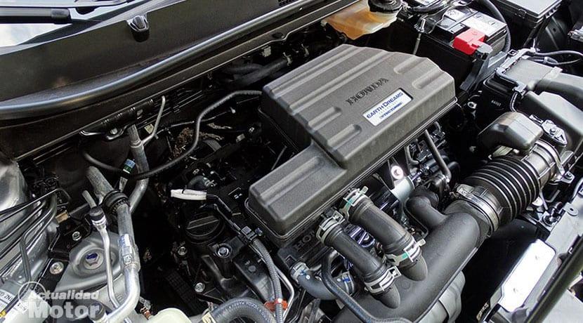 Prueba Honda CR-V motor