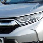 Prueba Honda CR-V faro delantero