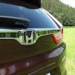 Prueba Honda CR-V detalles exteriores