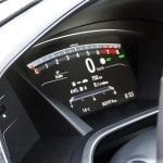 Prueba Honda CR-V cuadro de instrumentos