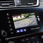 Prueba Honda CR-V cámara de marcha atrás