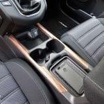 Prueba Honda CR-V huecos interiores