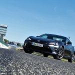 Prueba Toyota GT86 con frenos Brembo