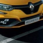 Renault Mégane RS Trophy frontal