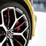 Renault Mégane RS Trophy llantas