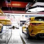 Renault Mégane RS Trophy trasera