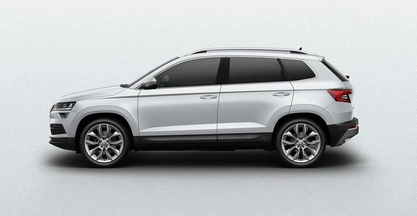 SUV 20.000 euros