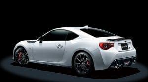 Toyota 86 GR Sport para Japón