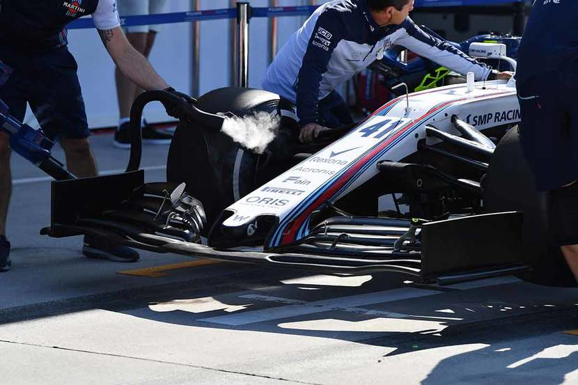 Williams Ala de 2019