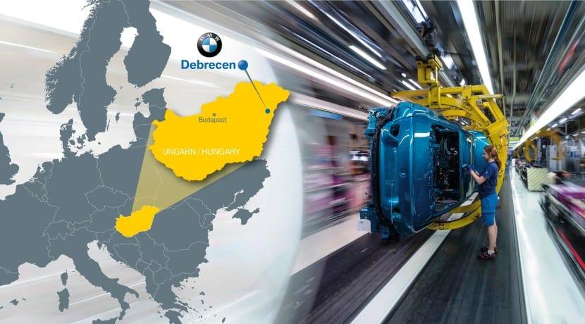 BMW Group - Debrecen - Hungría