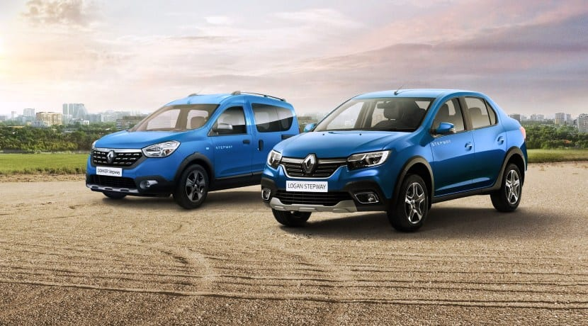 Gama Renault Stepway Rusia