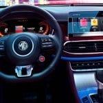 MG HS SUV