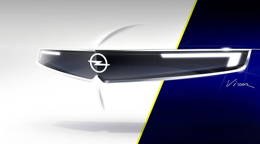 Opel GT Experimental Concept