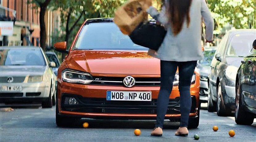 Anuncio del Volkswagen Polo retirado