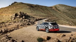 Audi e-tron Prototype en Pikes Peak