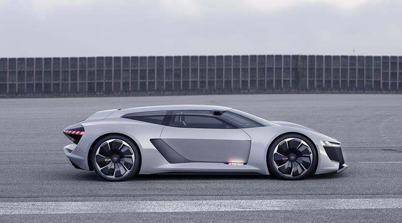 Audi PB18 e-tron prototipo