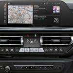 BMW Z4 pantalla principal