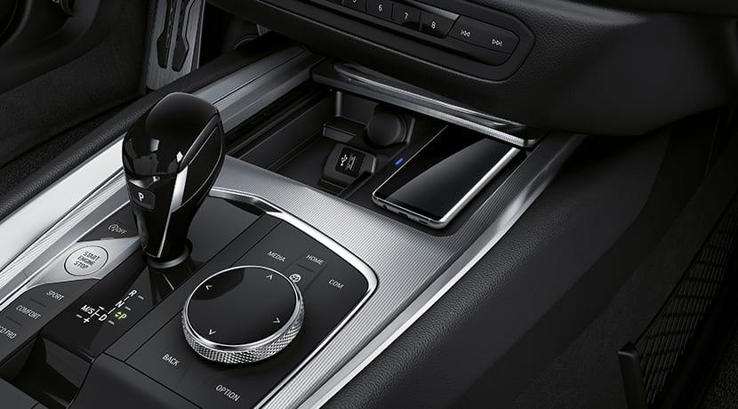 BMW Z4 palanca de cambios