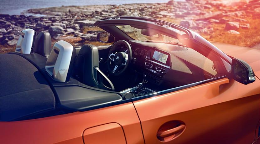 BMW Z4 filtrado